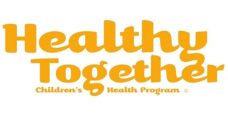 Healthy Together Facilitator Training - BURNABY tickets