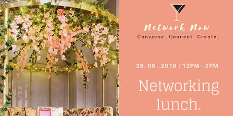 Network Now | Networking Lunch tickets