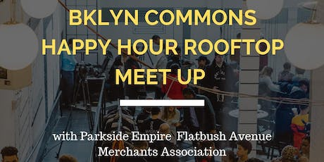 You're Invited! Happy Hour Rooftop Meet Up tickets