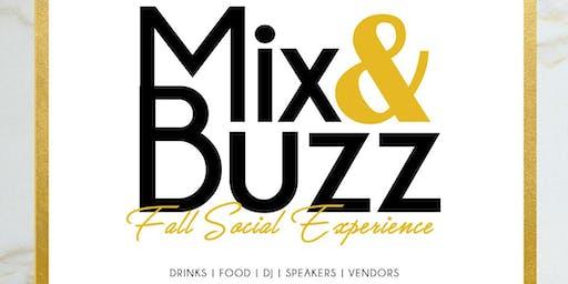 Mix & Buzz Fall ATL Mixer