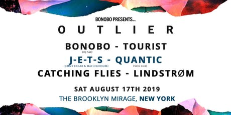 Bonobo Presents OUTLIER - Brooklyn, NY tickets