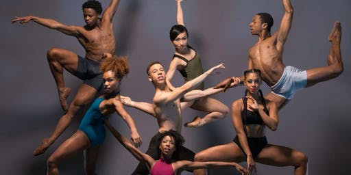 Ballet for Black and Brown Bodies Workshop- July 2019