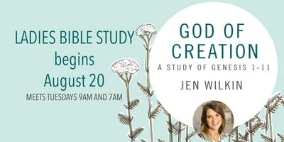 God of Creation | Fall Ladies Bible Study