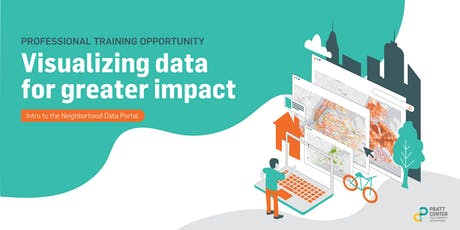 Visualizing Data for Greater Impact tickets
