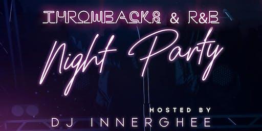 ThrowBacks and  R&B