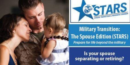 2019 (STARS) Spouse Transition and Readiness Morning Sessions