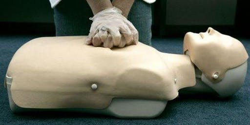Adult CPR, First Aid, & AED (Optional Add-On: BBP)