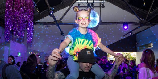 Big Fish Little Fish Newcastle - 'Neon & Glitter' Family Rave 24th Nov