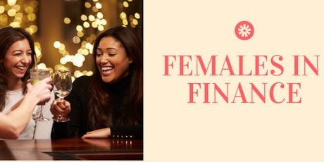 Females in Finance: Fall Networking Event tickets