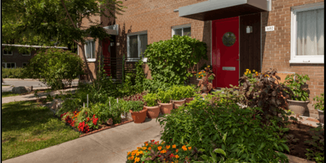 Les Habitations Jeanne-Mance, un milieu de vie à découvrir tickets