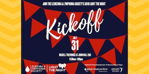 Light the Night Grand Rapids/Lakeshore Kickoff