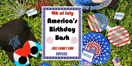 4th of July Celebration at Bayside tickets