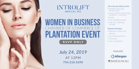 Women in Business Chamber of Commerce of Plantation Event tickets