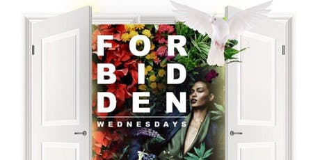 Forbidden Wednesday's @ Eve  tickets