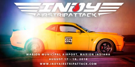 2019 Indy Airstrip Attack tickets