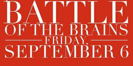 7th Annual Battle of the Brains Trivia Night tickets