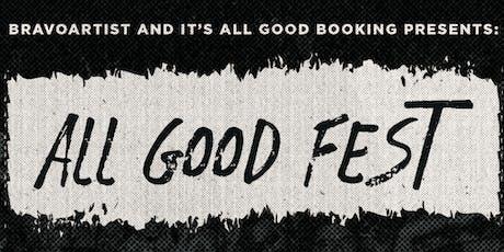 All Good Fest ft Hot Mulligan, Heart Attack Man + many more tickets