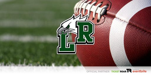 Lake Ridge vs Union Varsity Football