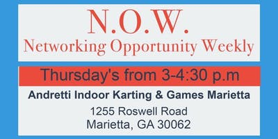 "Networking Opportunity Weekly ""N.O.W."""