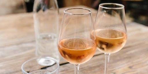 The Sip Summer Series: Rose Wine Class