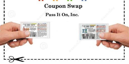 Coupon Swap & Social Meet up