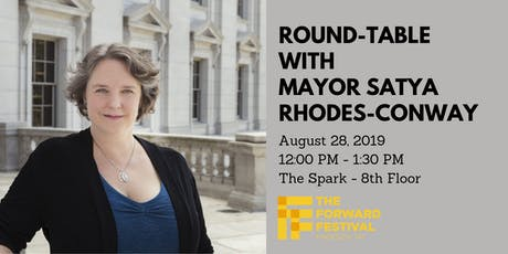 Round-table with Mayor Satya Rhodes-Conway tickets