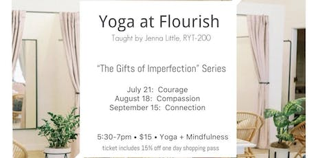 Yoga at The Flourish Market Summer Series tickets