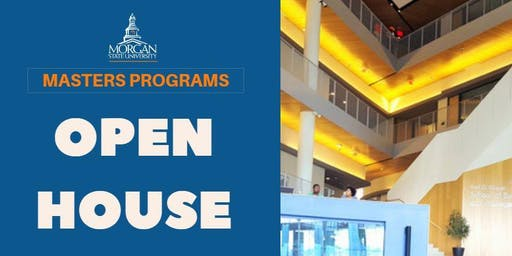 Graves Masters Programs September 2019 Open House