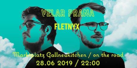 Velar Prana & Fletnyx @ Lange Nacht der Musik Tickets