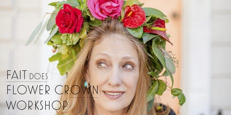 Create Your Own: Flower Crown tickets