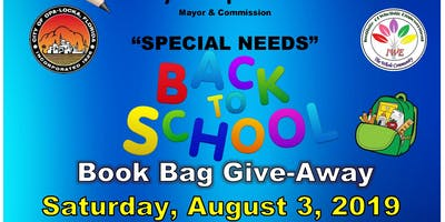 Special Needs Back to School