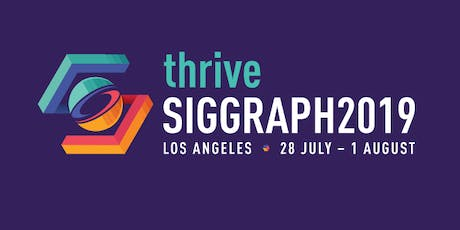 SIGGRAPH 2019 Pioneers Reception @ The Gold Room - JW Marriott tickets