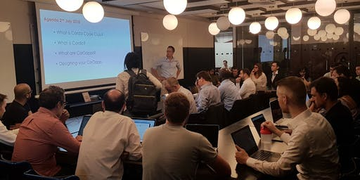Corda Blockchain Bootcamp Zurich: Hosted by SDX