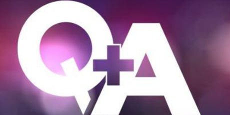 New Agent Q + A tickets