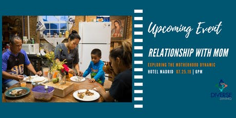 Diverse Dining:Family Dynamics  tickets