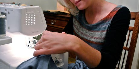 Sewing 101: Learn to Sew Basics (Beginner) tickets