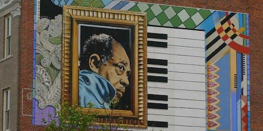 Duke Ellington Mural Re-dedication Ceremony