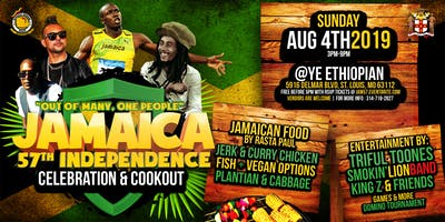 Jamaica 57th Independence Celebration