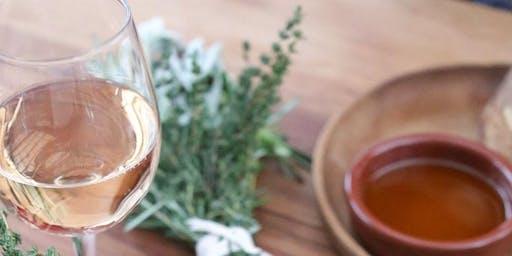 Savoy Wine Class: Au Natural