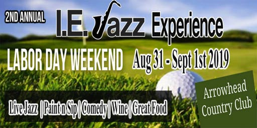 2nd Annual I.E. Jazz & Wine Experience