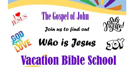 New Hope Church - Vacation Bible School tickets