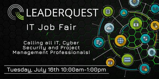 LeaderQuest IT Job Fair
