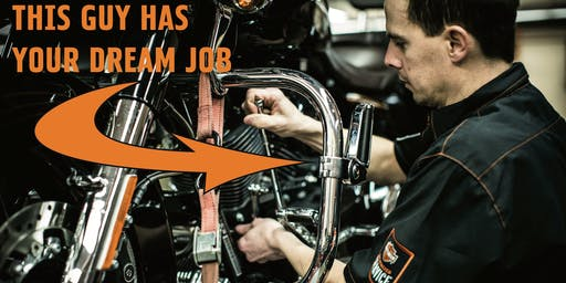 H-D of Indy Service Career Fair