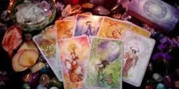 Ladies Club Tarot, Crystal Healing & Runes Night