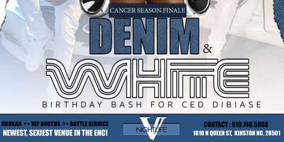 Cancer Season Finale (Denim & White Party) @ V Nightlife
