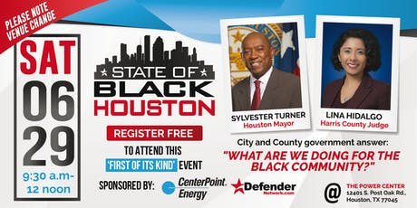State of Black Houston tickets