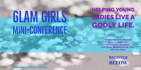 Glam Girls Mini Conference tickets