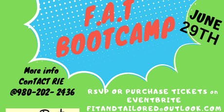 FAT BOOTCAMP tickets