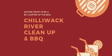 Chilliwack River Clean Up & BBQ tickets