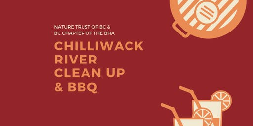 Chilliwack River Clean Up & BBQ